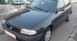 Opel Astra 1,6i,reg.04/17,MODEL 1997**KARTICE**RATE**