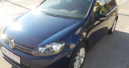 VW Golf VI 1,6 TDI,86.000km,reg.11/17,MODEL 2012**KARTICE**RATE**