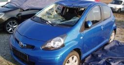 Toyota Aygo 1,0 VVT-i - Oštećeno