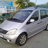 Mercedes Vaneo 1,9 1 vl,plin,reg.02/2017,MODEL 2003 RATE KARTICE