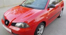 Seat Ibiza 1,9 SDI,klima,reg.08/17,MODEL 2005**KARTICE**RATE**