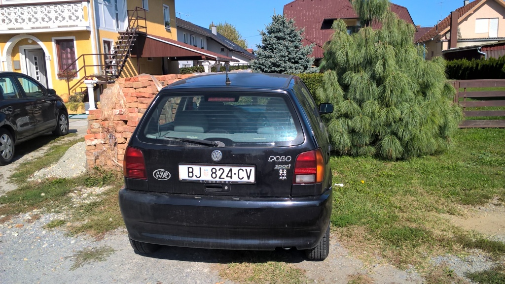 VW Polo 1.6 xxl oprema