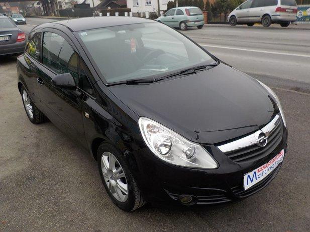Opel Corsa 1,3 CDTI,klima,reg.12/17,MODEL 2008**KARTICE**RATE**