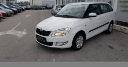 Škoda Fabia 1.6 TDI Ambition - Provjerena rabljena vozila!