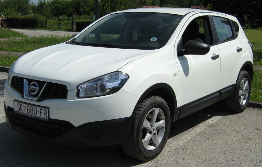 Nissan Qashqai 1.6 dCi, Visia