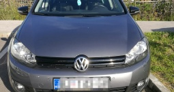 VW GOLF VI 1.6 TDI BlueMotion MATCH oprema