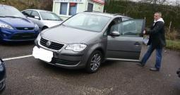 VW Touran 1.9 TDI, 7 sjedala, eurokuka, odlično stanje