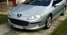Peugeot 407 SW 2.0 HDi, registriran