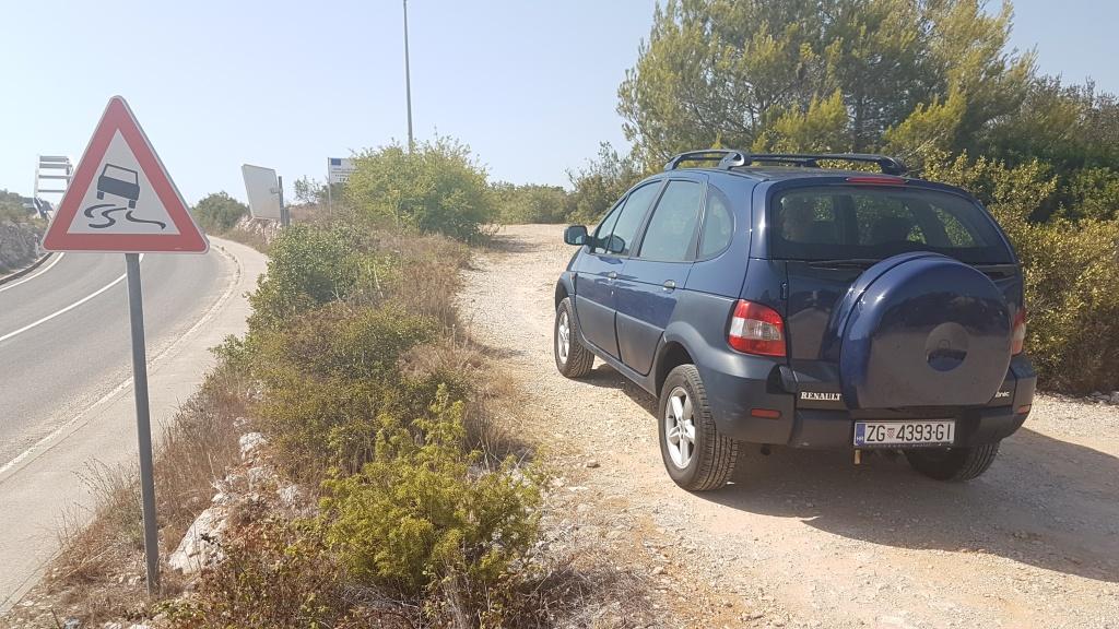 Renault Scenic RX4 2.0 16v Privilage, plin, kuka