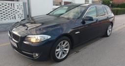 BMW serija 5 Touring 520d, 2013., reg. 7/19, M, navi, koža