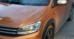 VW Caddy 2.0 TDI ALLTRACK, DSG, LED, N1 teretni