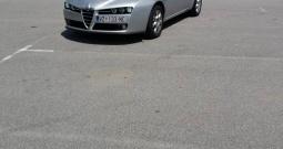 Alfa Romeo 159 1.8 MPI + lpg