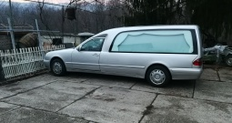Pogrebno vozilo Mercedes cdi 220