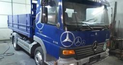 Mercedes Atego 106 tkm, 2002. god.
