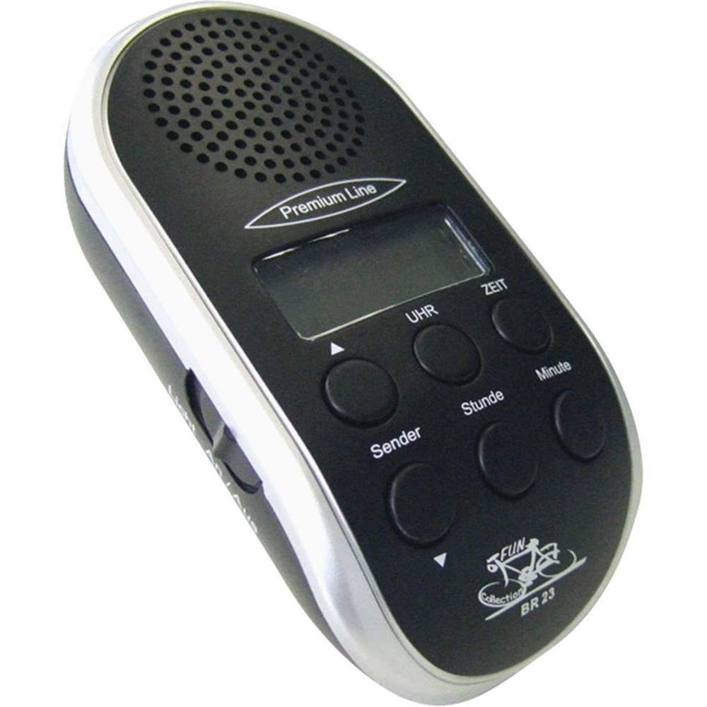 UKV radio za bicikl 0223 Security Plus PLL-Tuner BR 23