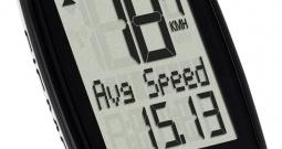 Računalo za bicikl BC 7.16 Sigma kabelski prijenos sa senzorom za kotače