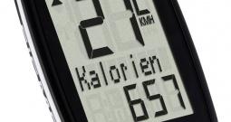 Računalo za bicikl BC 9.16 Sigma kabelski prijenos sa senzorom za kotače