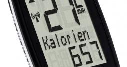 Bežično računalo za bicikl BC 9.16 ATS Sigma kodirani prijenos sa senzorom...