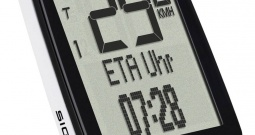 Bežično računalo za bicikl BC 16.16 STS CAD Sigma kodirani prijenos sa sen...