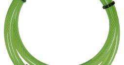 Kabelski lokot za bicikl Security Plus, s simbolima, zelene boje, oprema za b...