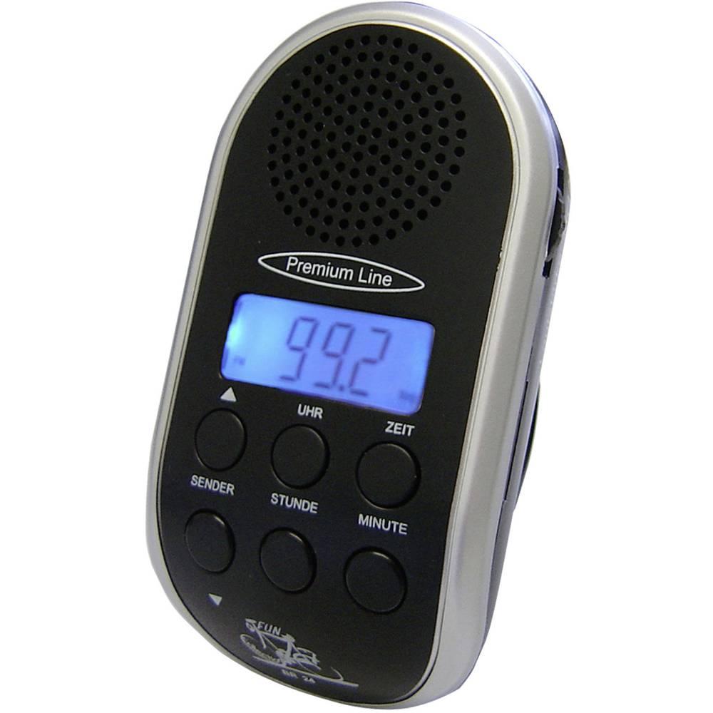 Prijemnik PLL, radio za biciklUKW 0224 Security Plus