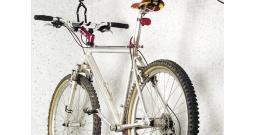 Stropni podizač za držanje bicikla 16411 Eufab broj podesivih položaja=1