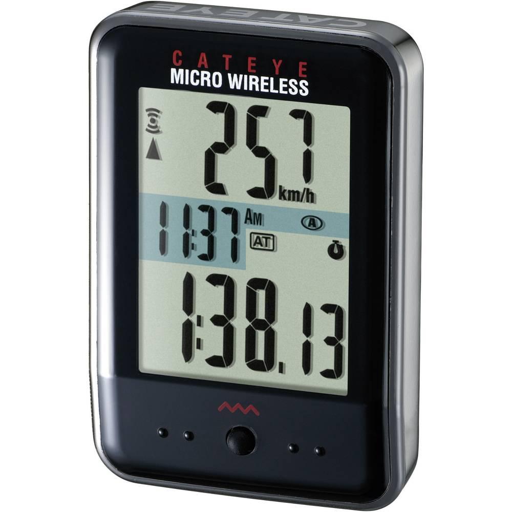 Brojač za bicikl Micro WirelessCC-MC 200 W 003524051, oprema za bicikl Cateye