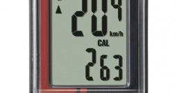 Brojač za bicikl Enduro CC-ED400003524053, oprema za bicikl Cateye