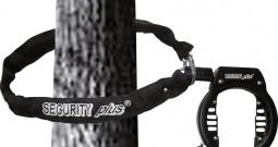 Kabel Security Plus RS-K261 lokot za okvir bicikla RS-60, 0261, oprema za bic...