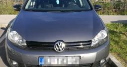 VW Golf VI 1.6 tdi bluemotion match oprema