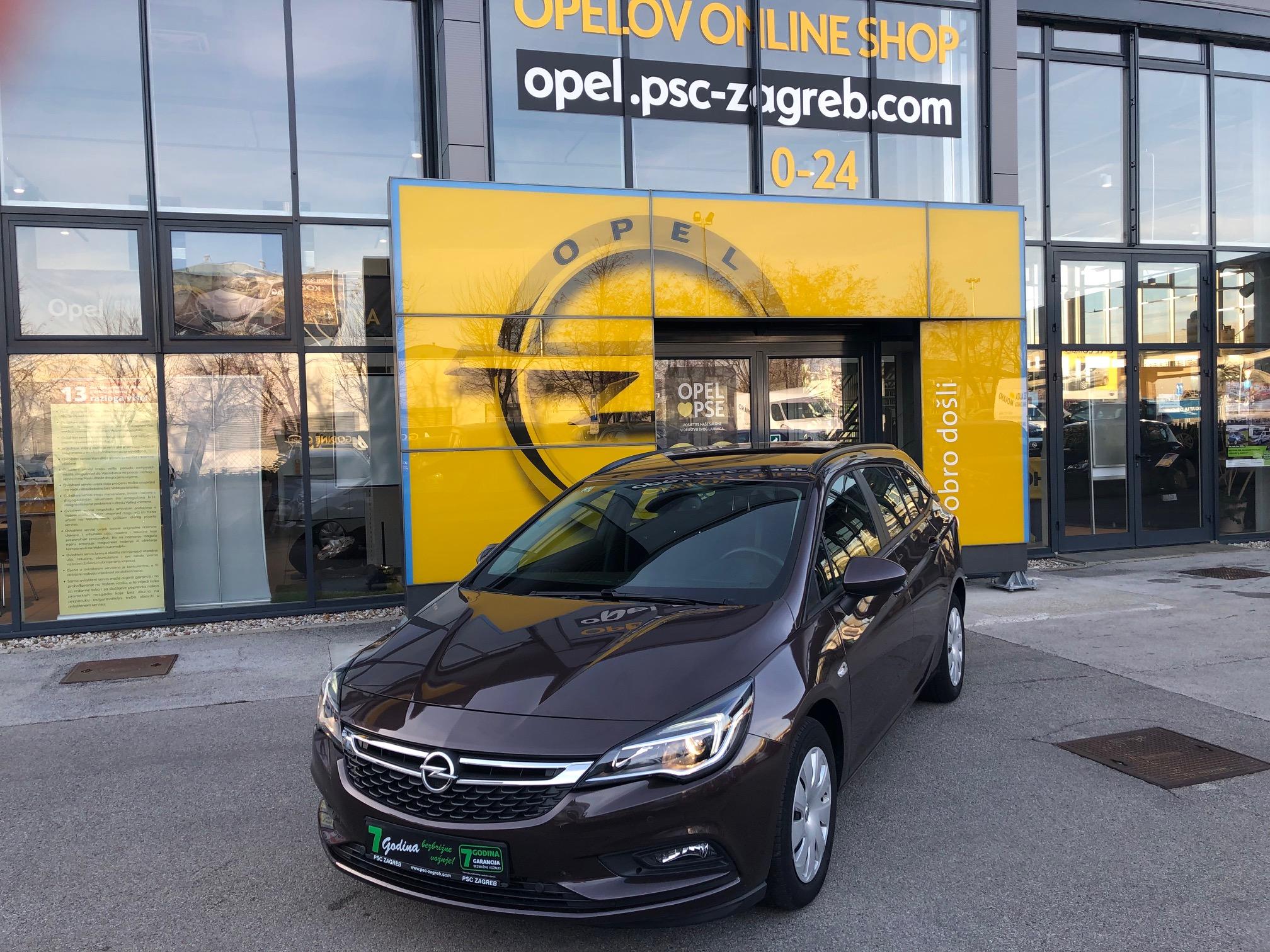 Opel Astra ST Enjoy 1.6 CDTI - 7 godina garancije + polica AO u cijeni vozila!