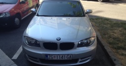 BMW 120 d coupe, diesel