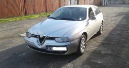 Alfa Romeo 156, 1.6 TS - plin