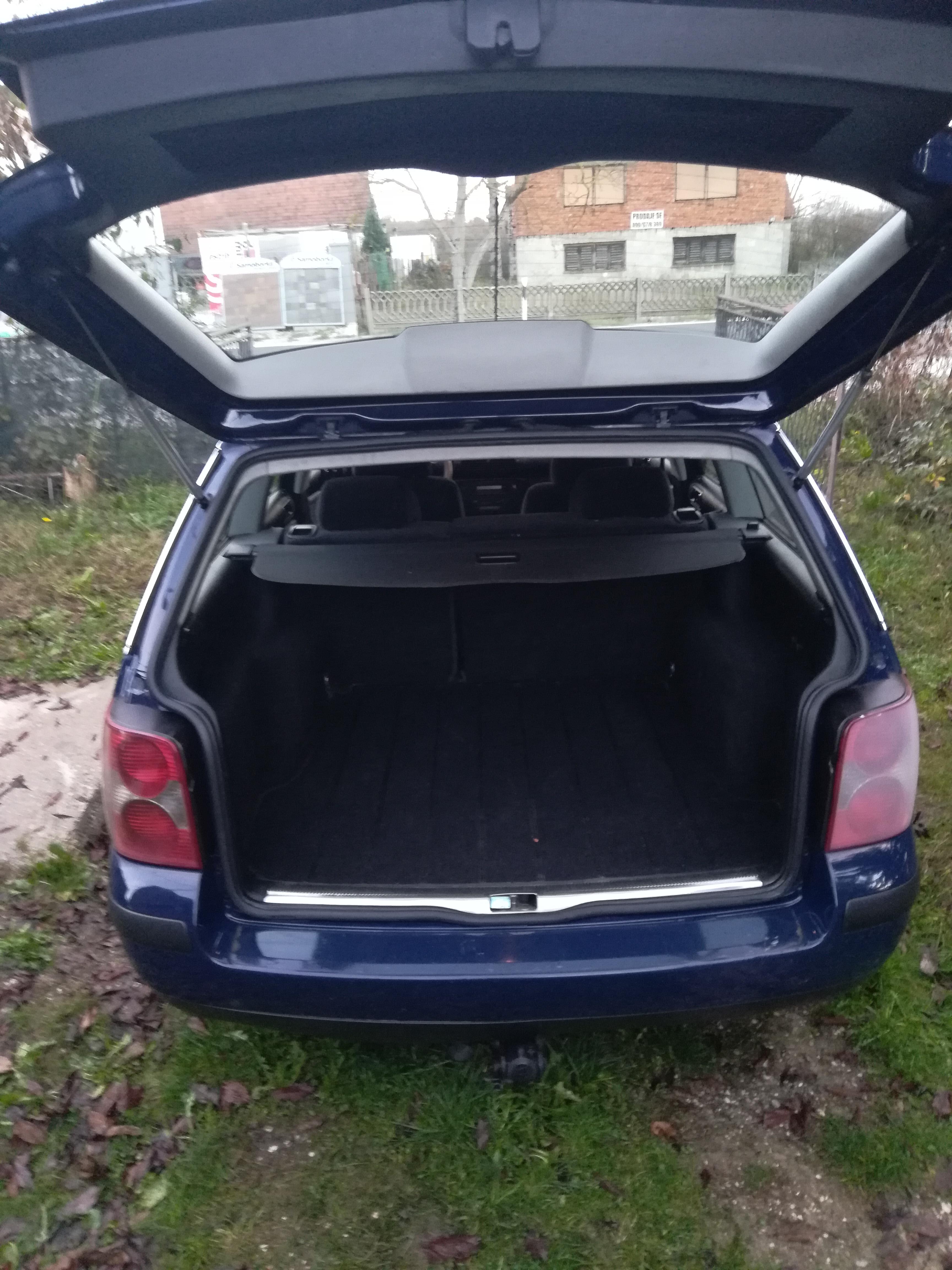 VW Passat Variant 1.9 climatronic