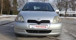 Toyota Yaris 1.0, terra plus 3v, renovirana 2016.