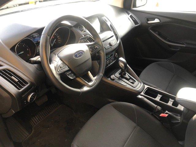 Ford Focus 1,5 TDCI automatik