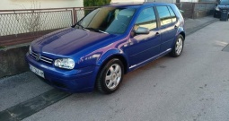 VW Golf 1.9 tdi, reg. do 11./19.g.