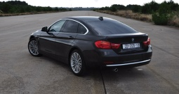BMW 4 Gran Coupe, 420d Luxury Line