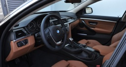 BMW 4 Gran Coupe, 420d Luxury Line