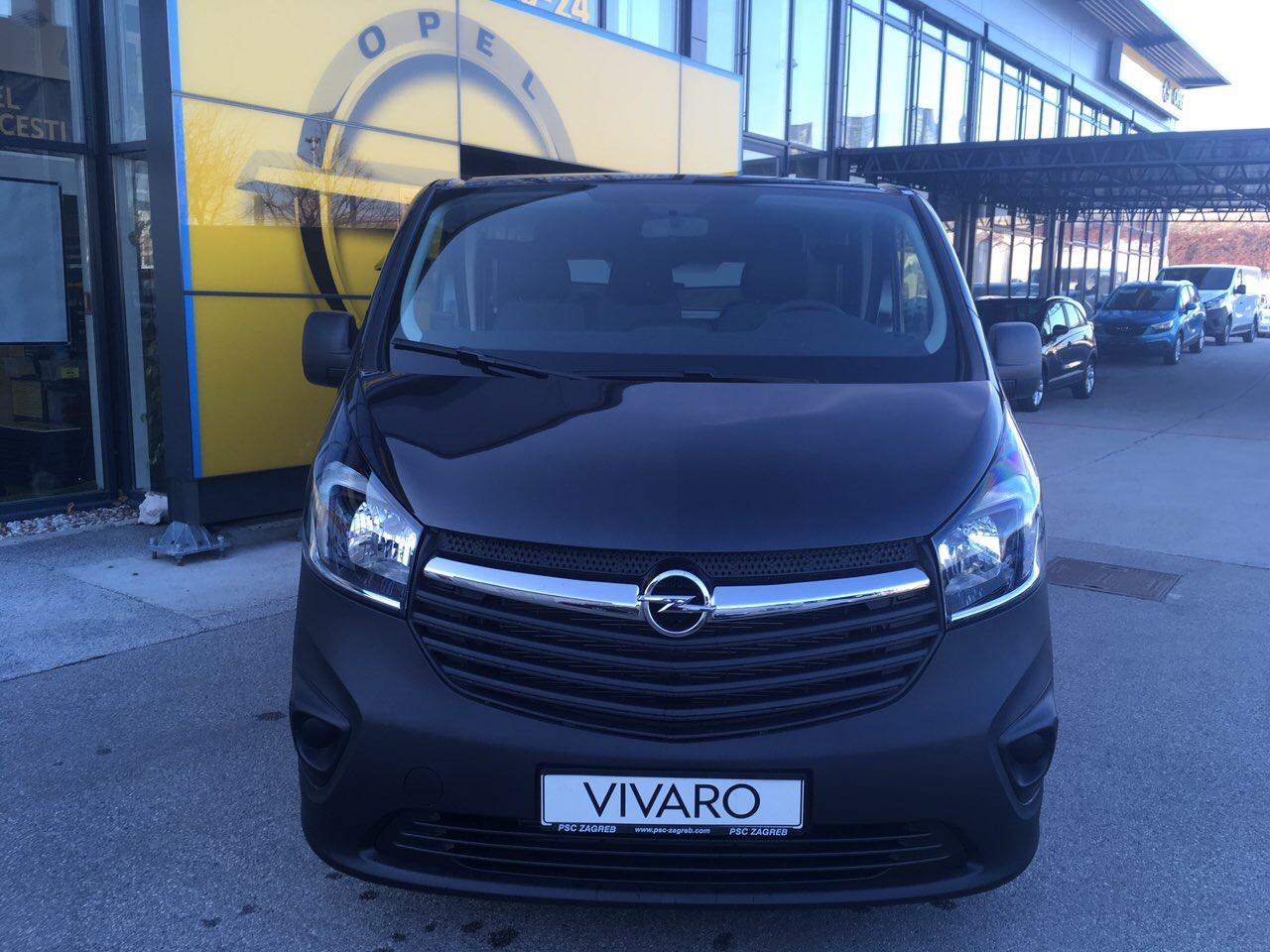 Opel Vivaro Van L2H1 1.6 CDTI 89 kw - Pogrebno vozilo - 7 godina garancije!