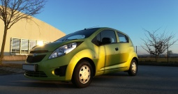Chevrolet Spark 1.0 16V, 2012.god. 37500km