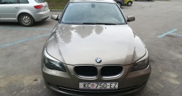 BMW 520 D, 130 kw, redizajn, odlično stanje, automatik, registriran godinu dana