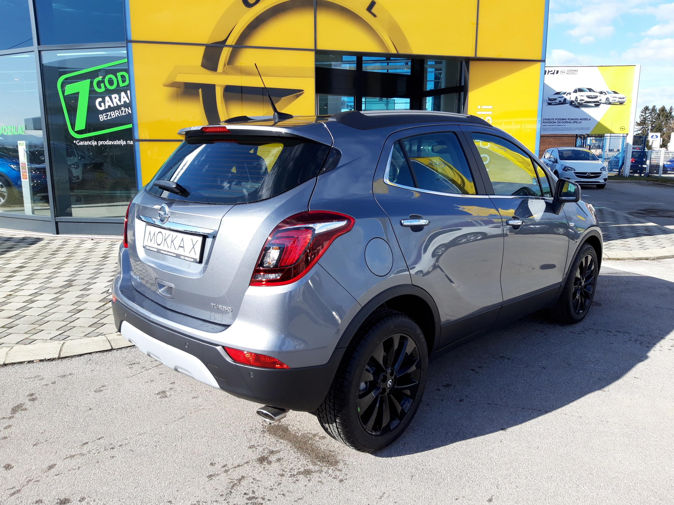 Opel Mokka X Innovation 1.4 Turbo FWD AT6 140 kw - 7 godina garancije!