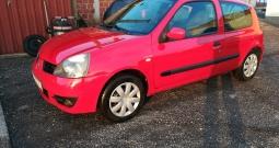 Renault Clio 1.2, plin, reg. 9/19.