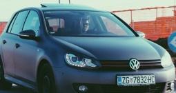 VW Golf 6 2.0 tdi dsg