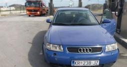 Audi A3, reg. god. dana, automatska klima, novi set kvačila