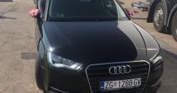 Audi A3, 1.6, TDi Ultra 110 ks, reg. 07/19.