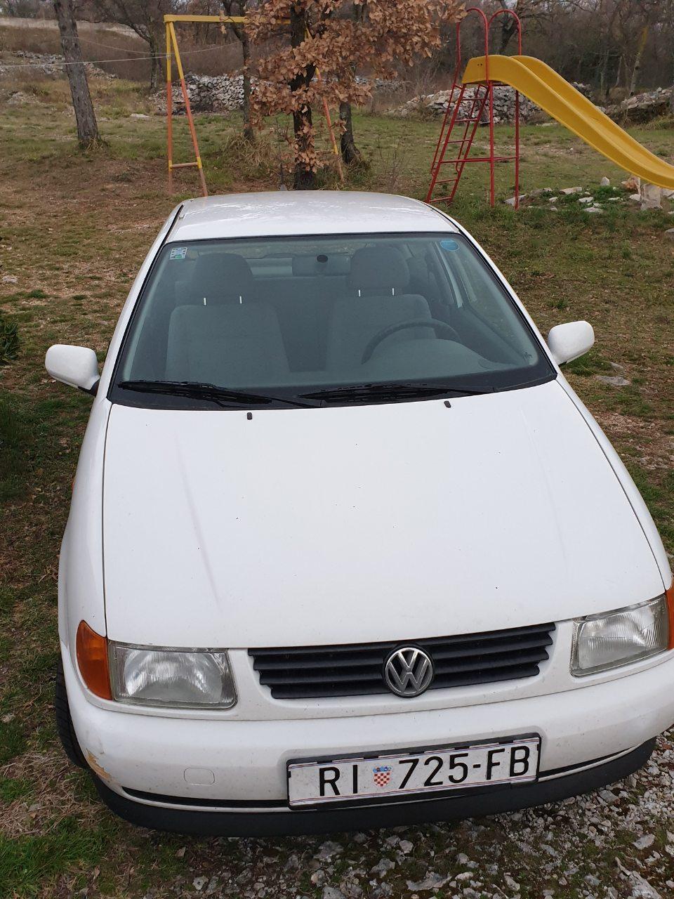 VW Polo 1.4 benz., 1996. god, 133.000 km