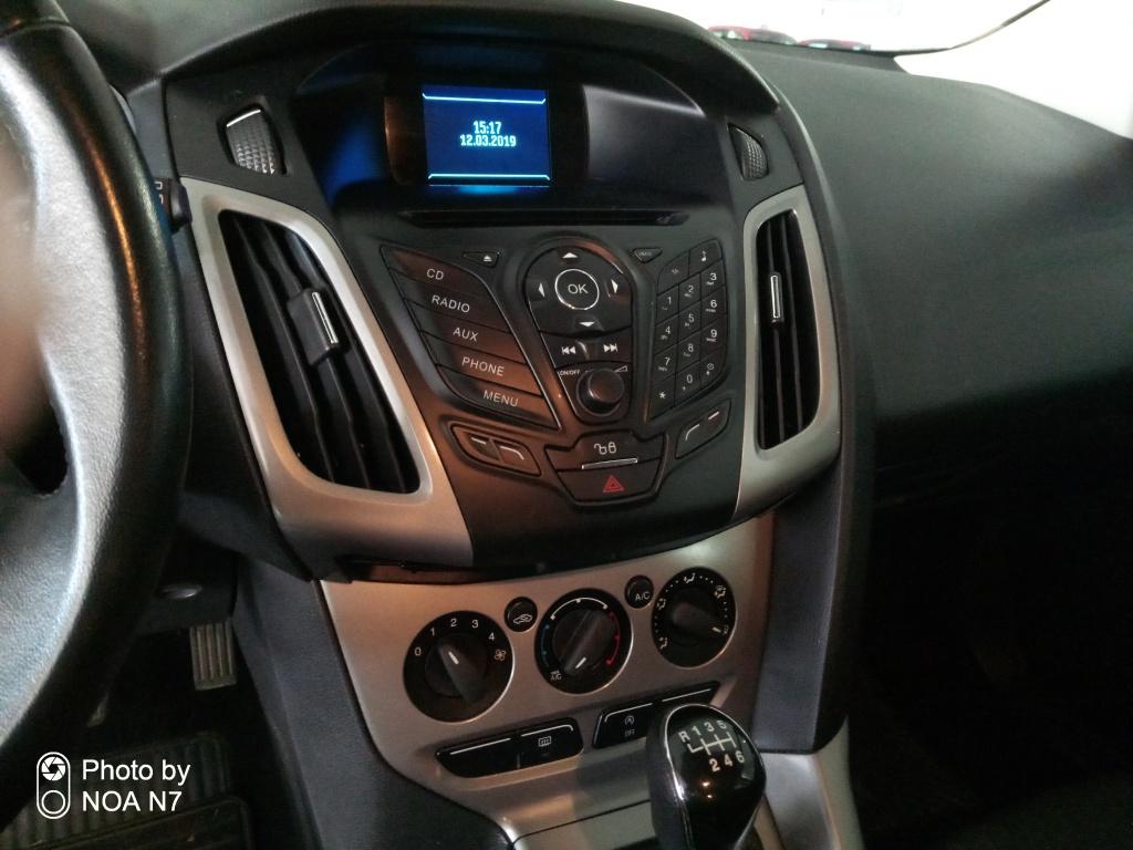 Ford Focus 1.6 tdi