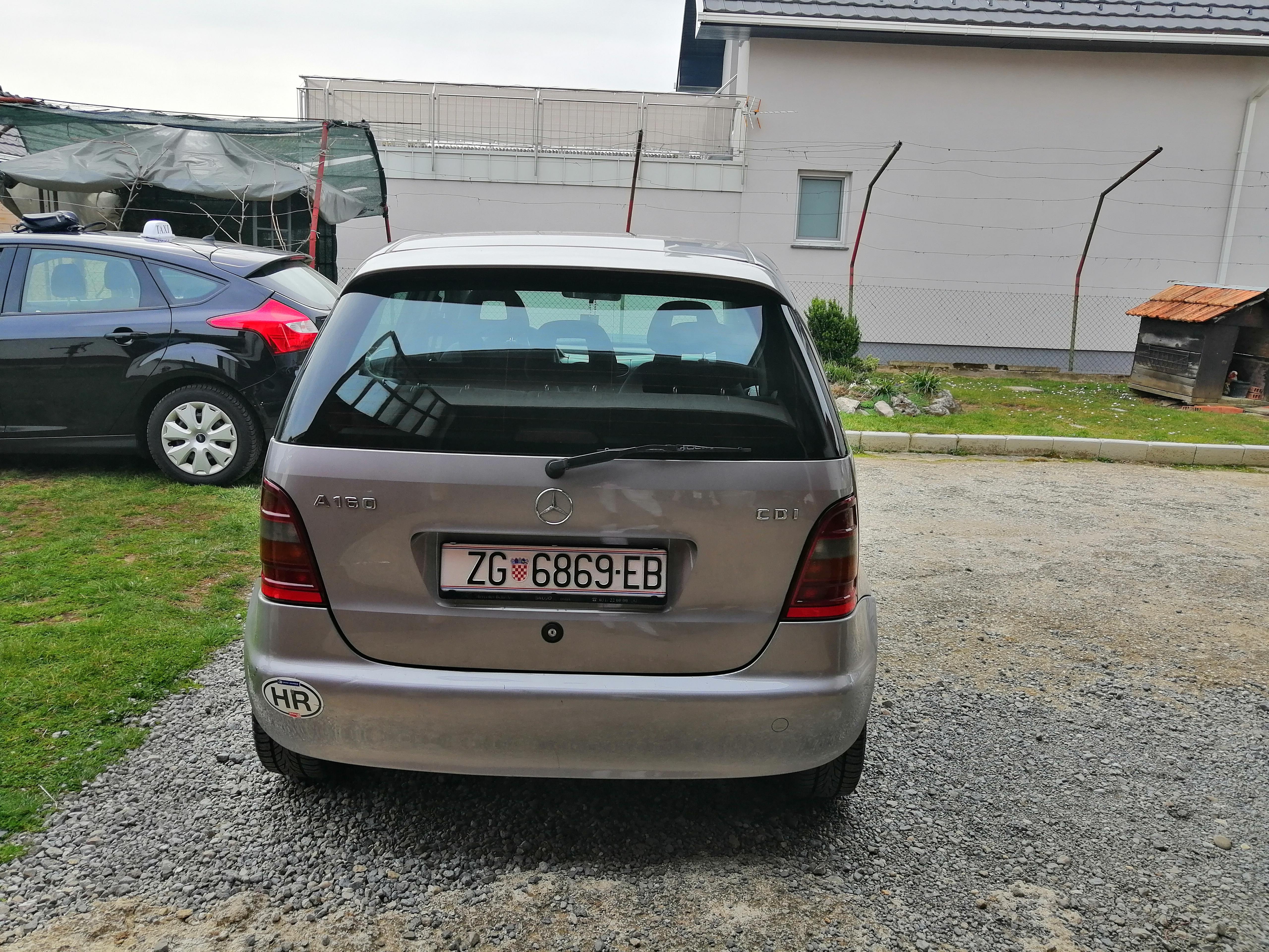 Mrcedes-Benz A-klasa